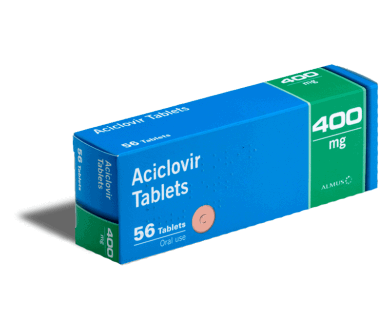 aciclovir 400mg tabletten