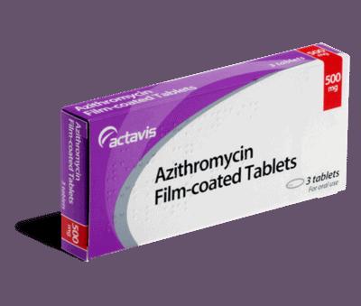 Azitromycine 500mg tabletten