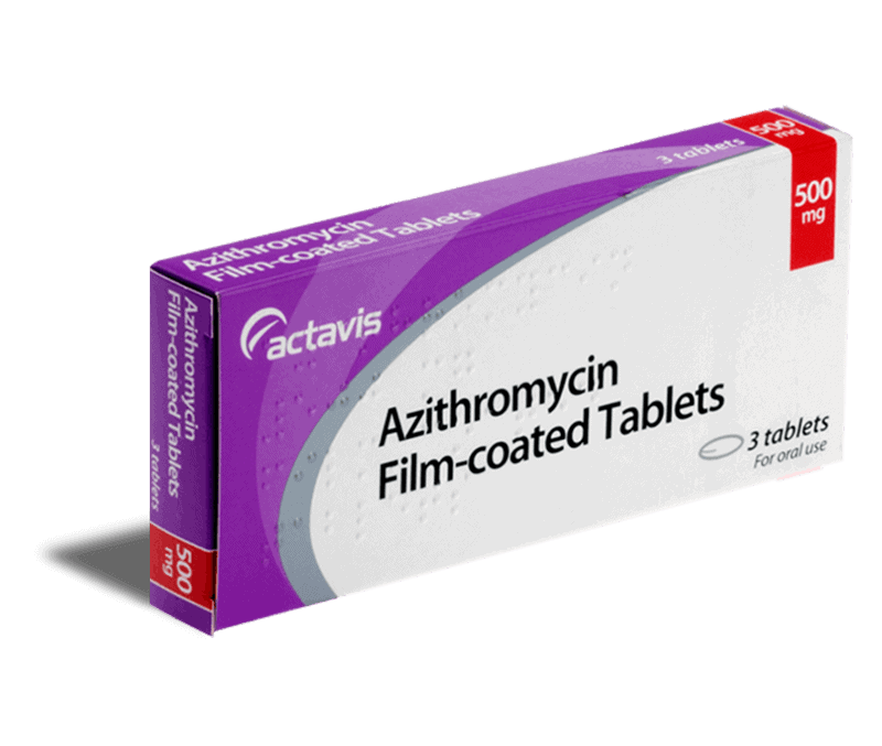 Azitromycine 500mg tabletten
