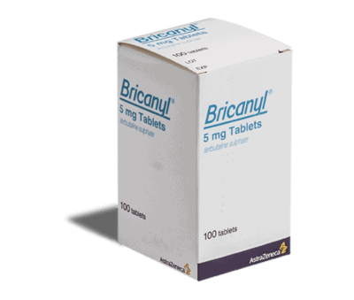 Bricanyl 5mg tabletten