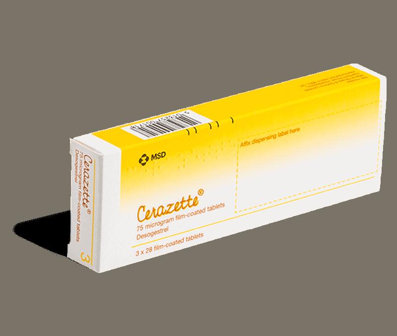 cerazette 75mcg tabletten