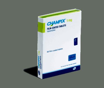 Champix 1mg tabletten