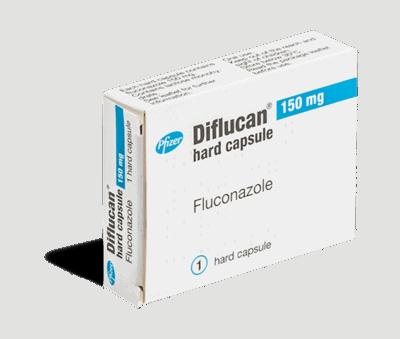Diflucan 150mg capsules