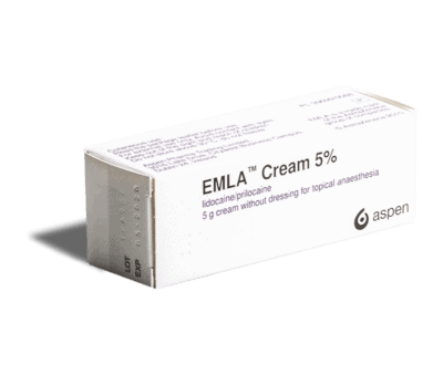 emla cream 5g tube