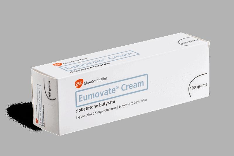 eumovate (emovate) 100g tube