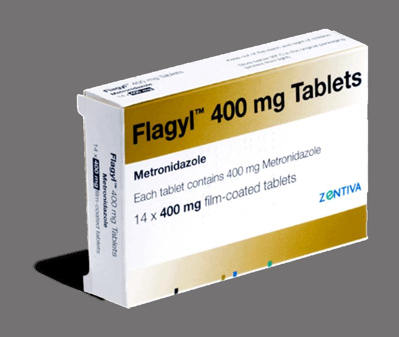 Flagyl 400mg tabletten