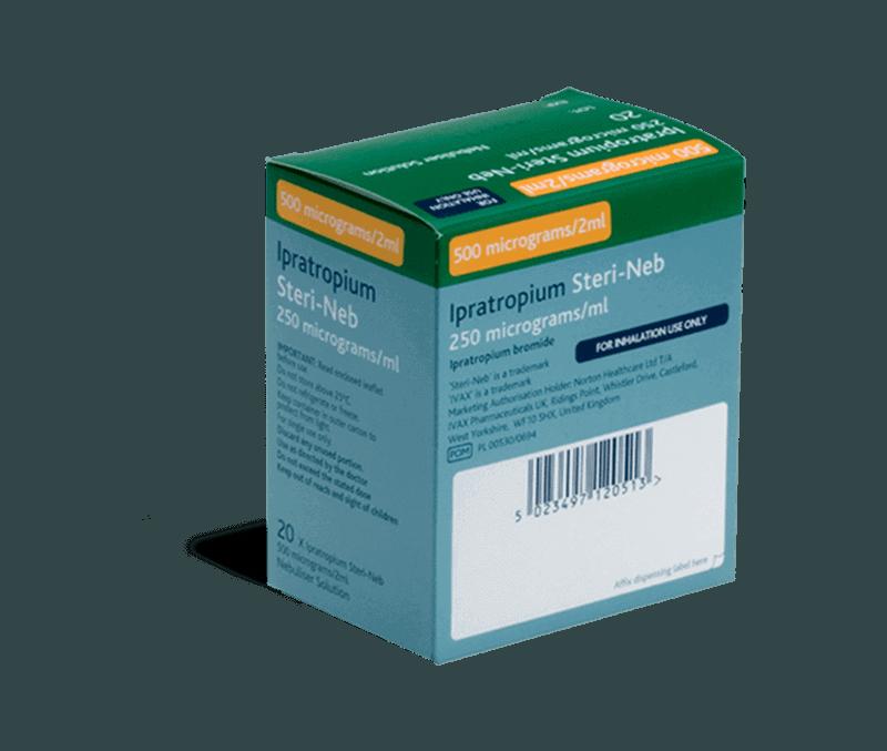 Ipratropium achterkant