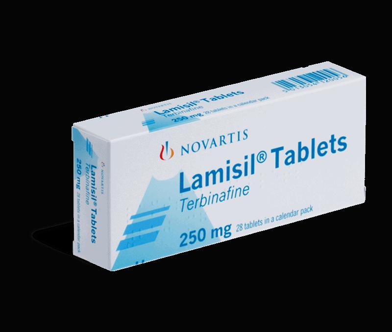lamisil 250mg tabletten