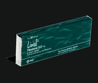livial 2.5mg tabletten