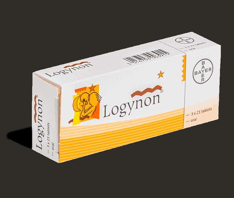 Logynon tabletten