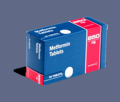 Metformine 850mg tabletten