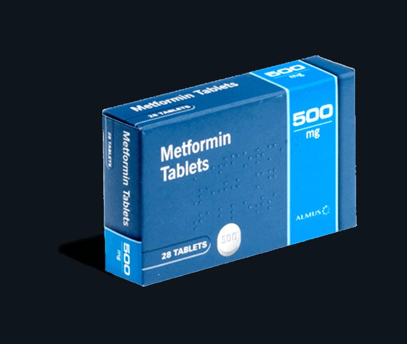Metformine 500mg tabletten