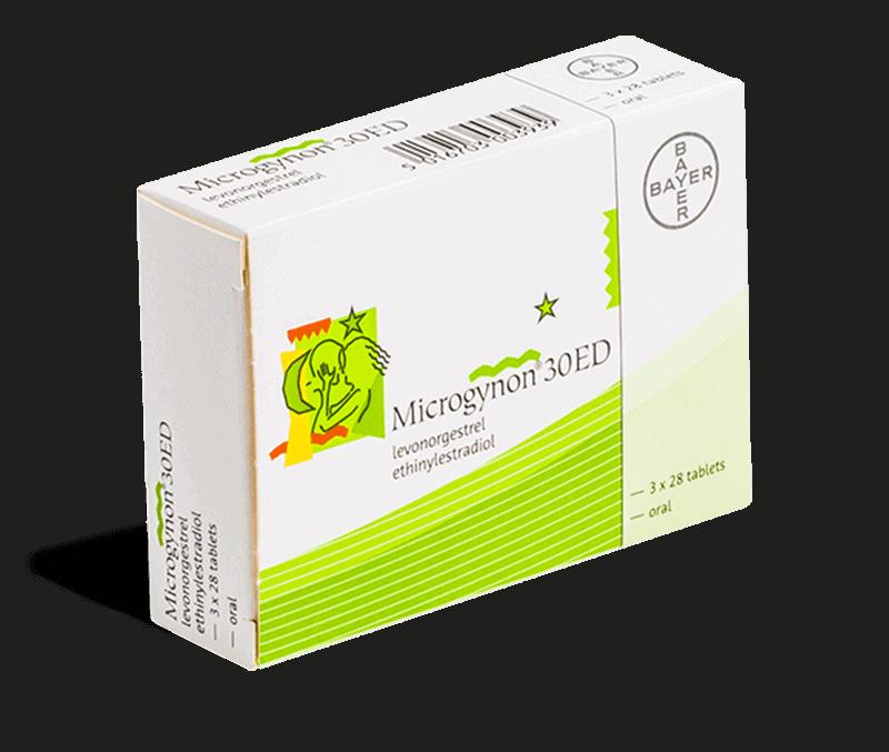 Microgynon 30ed tabletten