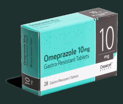 omeprazol 10mg tabletten
