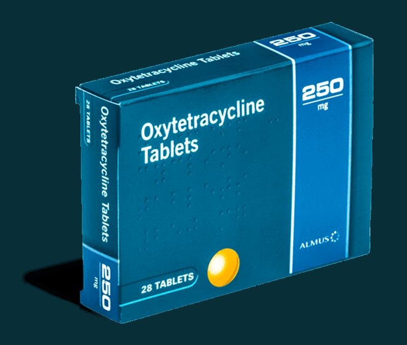 oxytetracycline 250mg tabletten