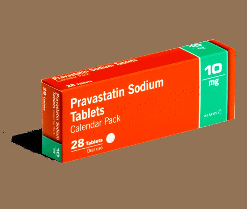 Pravastatine 10mg tabletten