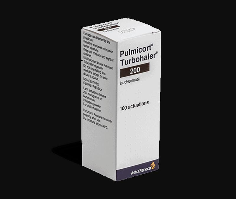 Pulmicort 200 puffen