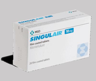 singulair 10mg tabletten