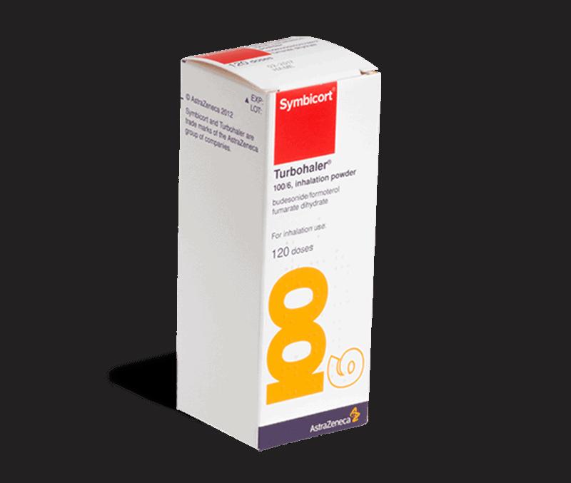 symbicort 100mcg/6mcg inhalator