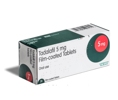 Tadalafil 5mg tabletten