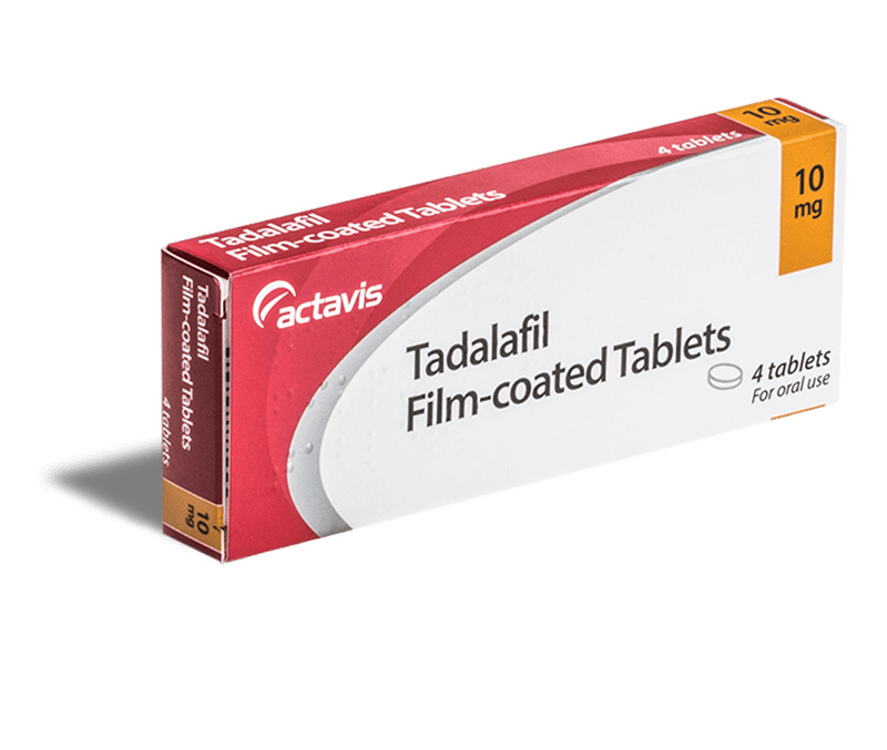Tadalafil 10mg tabletten