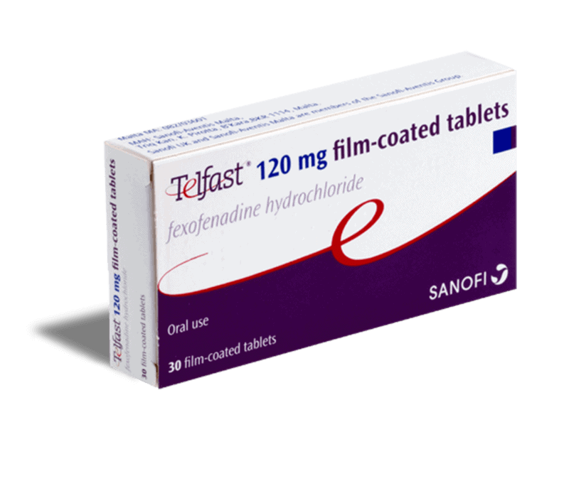 telfast 120mg tabletten