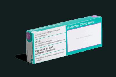 trimethoprim achterkant