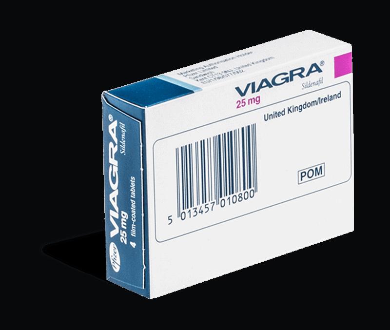 Viagra achterkant