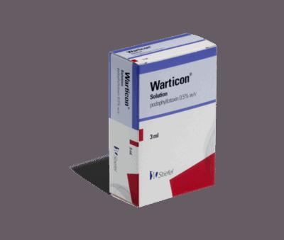 Wartec 3ml flacon