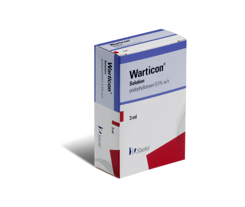 Wartec 3ml flacon