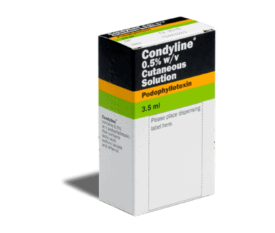 Condyline achterkant