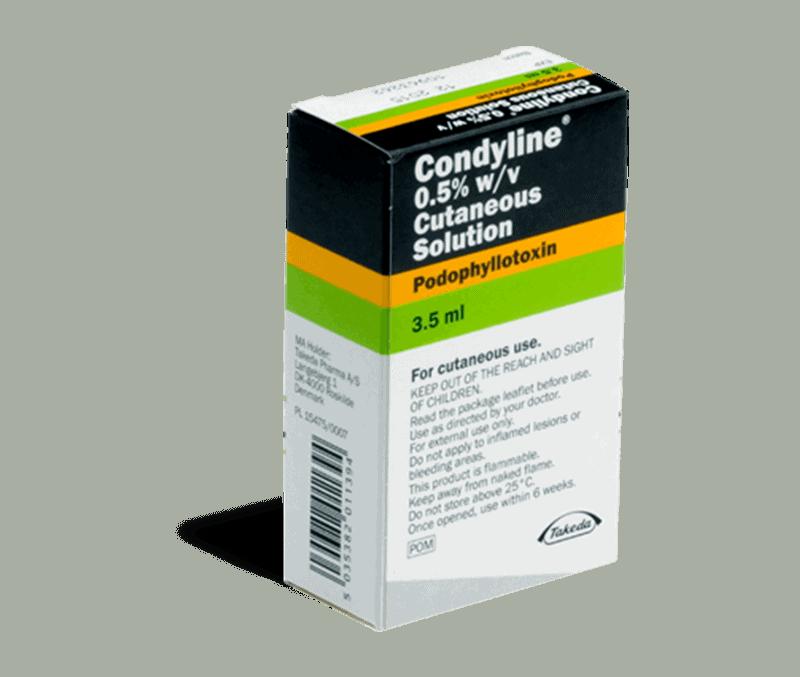 condyline 3,5ml flacon