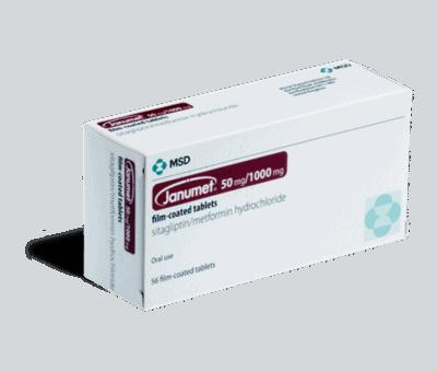Janumet 50mg/1000mg tabletten