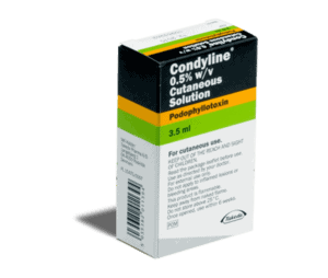 Condyline (Podofyllotoxine)