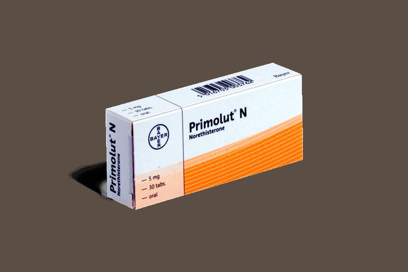 Primolut N 5mg tabletten